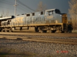 CSX 5222 EB on the #1 Track